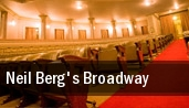 Neil Berg's Broadway Cobb Energy Performing Arts Centre tickets