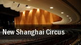 New Shanghai Circus Spokane tickets