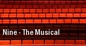 Nine - The Musical tickets