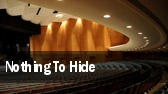 Nothing To Hide Audrey Skirball Kenis Theater At Geffen Playhouse tickets