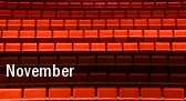 November tickets