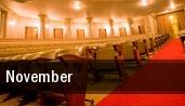 November Saint Louis tickets