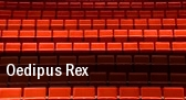 Oedipus Rex tickets