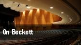 On Beckett tickets