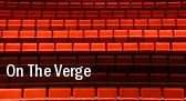 On The Verge tickets