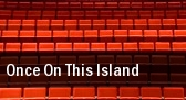 Once On This Island Fort Worth tickets