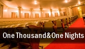 One Thousand&One Nights tickets
