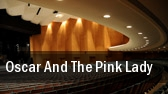 Oscar And The Pink Lady tickets