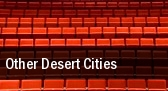 Other Desert Cities Mcguire Proscenium Stage tickets