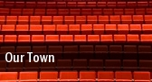 Our Town Barrow Street Theater tickets