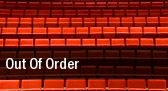 Out Of Order tickets