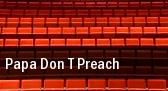 Papa Don t Preach tickets