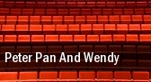 Peter Pan And Wendy tickets