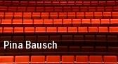 Pina Bausch Brooklyn tickets