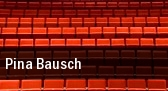 Pina Bausch London tickets
