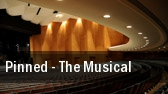Pinned - The Musical tickets