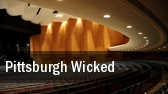 Pittsburgh Wicked tickets