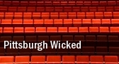 Pittsburgh Wicked Pittsburgh tickets