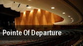 Pointe Of Departure tickets