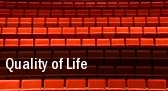 Quality of Life American Conservatory Theater tickets