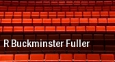 R Buckminster Fuller tickets