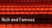 Rich and Famous tickets