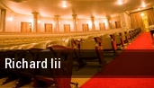 Richard III Kennedy Center Terrace Theater tickets