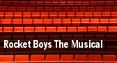 Rocket Boys The Musical tickets
