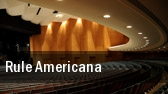 Rule Americana tickets