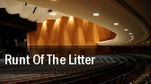 Runt of the Litter Temple For The Performing Arts tickets