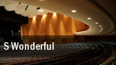 S Wonderful Count Basie Theatre tickets