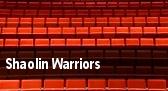 Shaolin Warriors Princess Theatre tickets