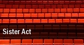 Sister Act Indianapolis tickets