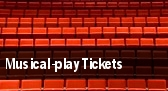 Spank! The Fifty Shades Parody Topeka Performing Arts Center tickets