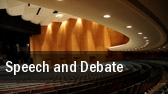 Speech and Debate Steinberg Center tickets