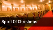 Spirit Of Christmas Beau Rivage Theatre tickets