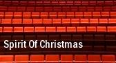 Spirit Of Christmas Milwaukee tickets