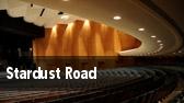 Stardust Road tickets