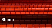 Stomp Mccallum Theatre tickets