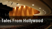 Tales from Hollywood tickets