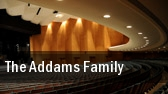 The Addams Family Detroit tickets