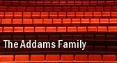 The Addams Family Keller Auditorium tickets