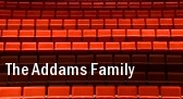 The Addams Family Von Braun Center Concert Hall tickets