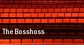 The Bosshoss Oberhausen tickets