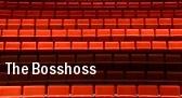 The Bosshoss Oberhausen tickets