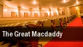 The Great Macdaddy Roy Arias Theatre tickets