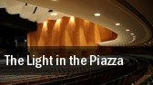 The Light in the Piazza Saint Paul tickets