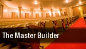 The Master Builder tickets