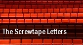 The Screwtape Letters Pantages Theatre tickets