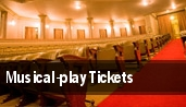 The Secret of My Success Paramount Theatre tickets